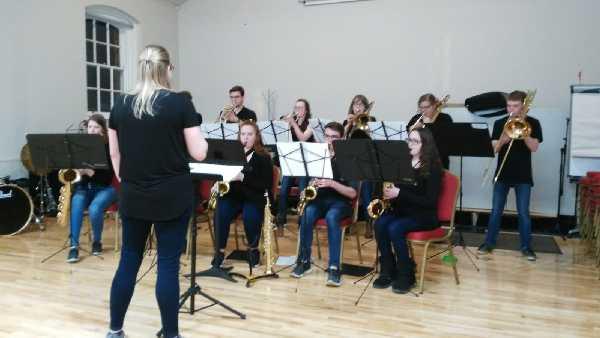 WCHS Jazz Band
