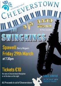 Swing Kings Gig 29-03-2019